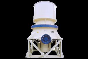 Trituradora de cono hidráulico cilindro único