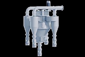 Superfino rotor clasificador