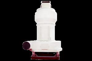 Molino pendular de hidróxido de calcio / óxido de calcio